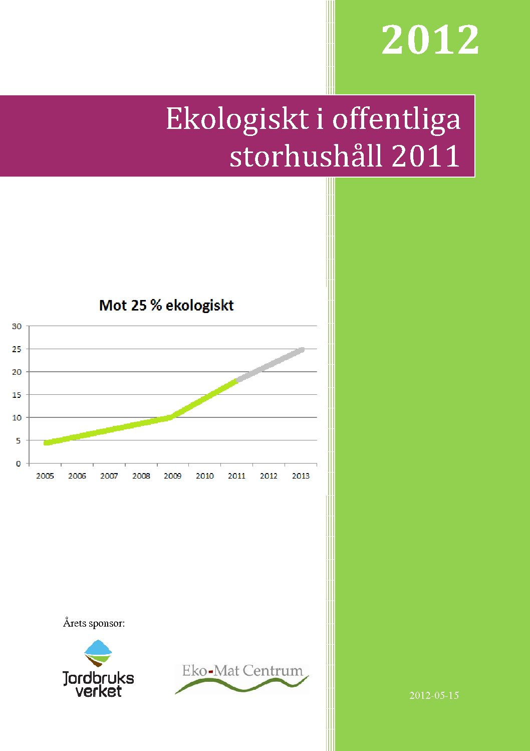 Rapport 2012 (2011)