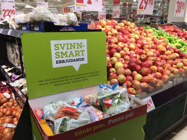 Minskat utbud av ekologiskt i Sigtunas livsmedelsbutiker