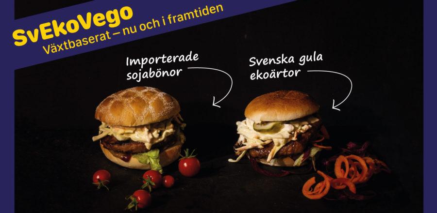 Kan Sveriges livsmedelsstrategi bli mer svensk, eko och vego