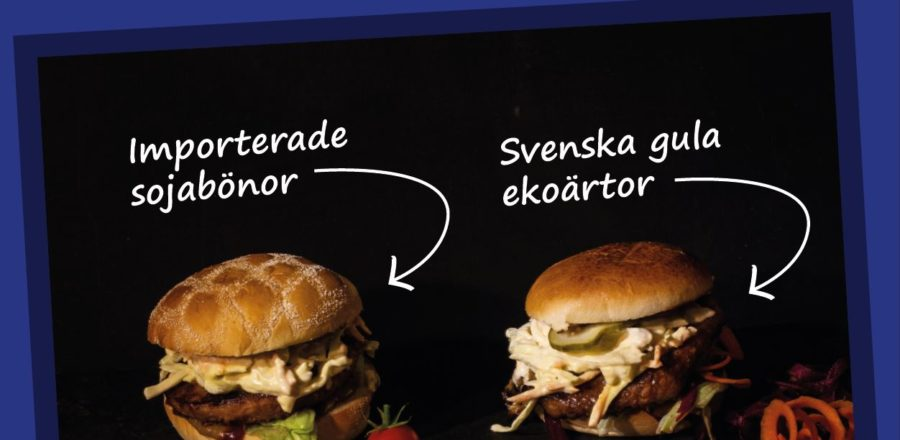 Upprop! Mer svenskt ekologiskt vego nu!